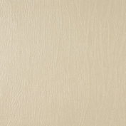 G378 Cream, Metallic Textured Upholstery Faux Leather By The Yard