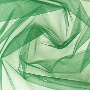 Tulle 140cm Wide 50yd bolt-Drk Emerald/Hunter Green