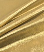 Gold Lame Fabric - by the Yard