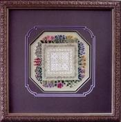 Perennial Border - Cross Stitch Pattern