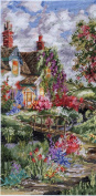 Pegasus Originals Lovebirds' Cottage Cross Stitch