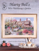 Pegasus Originals Miss Hathaway's Garden by Marty Bell Counted Cross Stitch Chartpack