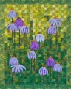 Coneflower Garden quilt pattern by 4th & 6th Desgins