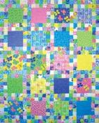 Splash Quilt Pattern By 4th & 6th Desgins