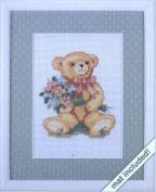 Bearing Bouquets - Weekenders #03502 - Cross Stitch Kit