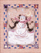 Snow Days - Cross Stitch Pattern