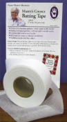 Marti's Choice Batting Tape 5.1cm Wide, 30 Yards Long, 1 Roll Per Package