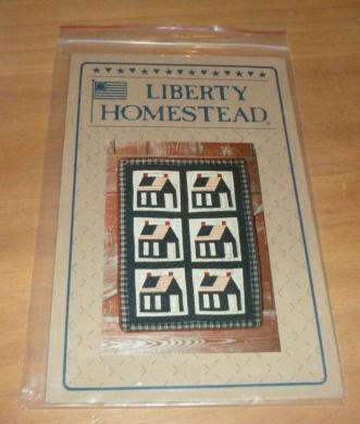Liberty House Pattern