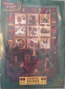Wonders of Winter - Applique Quilt Patterns & Instructions from Debbie Mumm