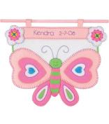 Dimensions L'il Tots Sweet Dreams Birth Date Banner Felt Applique Kit