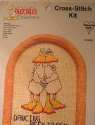 Dancing Beek to Beek - Ducktales Personalised with Cross Stitch Kit #0452076