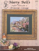 Pegasus Originals Primrose Cottage by Marty Bell Counted Cross Stitch Chartpack