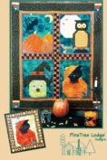 Cat Pattern - Halloween Hoot! 'n Annie #213
