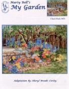 My Garden (Bell) - Cross Stitch Pattern