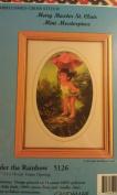 "Embellished Cross Stitch Kit Mary Baxter St. Clair Mini Masterpiece ""Under the Rainbow"" 5126"
