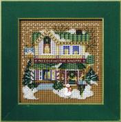 Needlework Shop - Christmas Village - Cross Stitch Kit