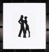 Lanarte Counted Cross Stitch Kit - Dancing Couple 2