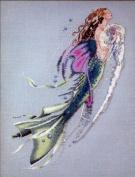 Mermaid of the Pearls - Cross Stitch Pattern