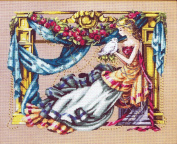 Mirabilia Athena (Goddess of Wisdom) Cross Stitch Pattern