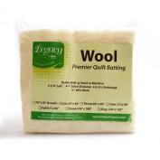 Legacy Wool Batting - Throw 60x60