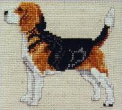 Pegasus Originals Beagle Counted Cross Stitch Kit Full Body