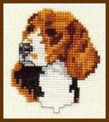 Pegasus Originals Beagle Counted Cross Stitch Kit