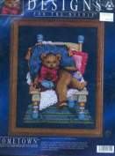 Mr. Bear - Hometown Counted Cross Stitch