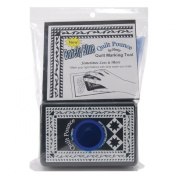 Hancy 60ml Ultimate Quilt Pounce Pad With Chalk Powder, Blue