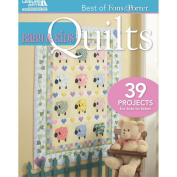 Leisure Arts - Baby & Kids Quilts