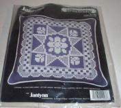 Cross Crochet Craft Kit Pillow