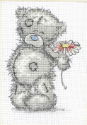 Me to you counted cross stitch kit tt01 a flower for you