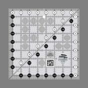 Creative Grids Quilting Ruler 22cm Square