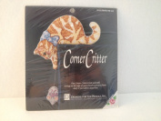 Corner Critter - Cross Stitch Kit - Stripes of the Cat