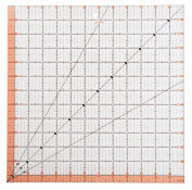 Fiskars 187210-1001 Acrylic Square Ruler Set