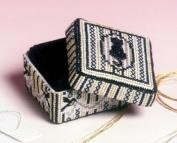 The Nutmeg Company Small Silhouette Box 3D Cross Stitch Kit