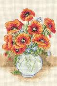Anchor Poppy Flower Vase Starter Kit