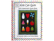 Kids Can Quilt Booklet with Hopscotch Quilt Shop