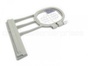 Small Embroidery Hoop - 6.4cm x 2.5cm - SA437 Replacement - for Brother Innov-is 4000D 5000 500D 2200 2500D 2800D 1500 1500D 2200D Quattro Ellegante Ellisimo - Generic SA437 EF73 Replacement