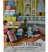 Modern Holiday Sewing Book