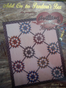 Add On to Pandoras Box Book and Templates Quilting From the Heart