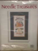 Needle Treasures Jenkin's Farm Counted Cross Stitch Kit
