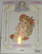 Dreamsicles Cross Stitch Kit SAY YOUR PRAYERS Leisure Arts