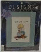 God's Little Lamb Counted Cross Stitch Kit