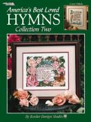 America's Best Loved Hymns Book 2 - Cross Stitch Pattern
