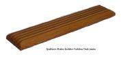 Quilters Ruler Rack Golden Oak Finish