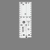 Creative Grids Fat Quarter Cutter Quilting Ruler