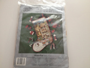 Something Special Counted Cross Stitch Kit - Winter Fun