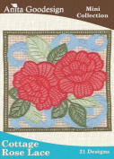 Anita Goodesign Embroidery Design - Cottage Rose Lace
