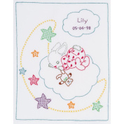 Stamped White 28cm x 36cm Sampler-Dreamland