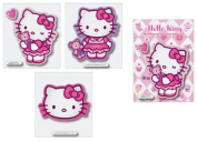 Hello Kitty Pinktone Scented Puffy Sticker Assorted-Choices may vary